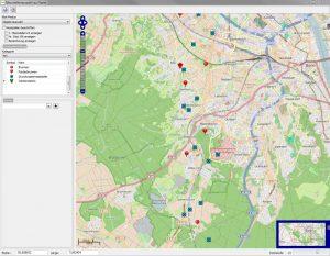 GW-Base Kartenverwaltung