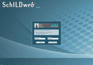 SchILDweb Login
