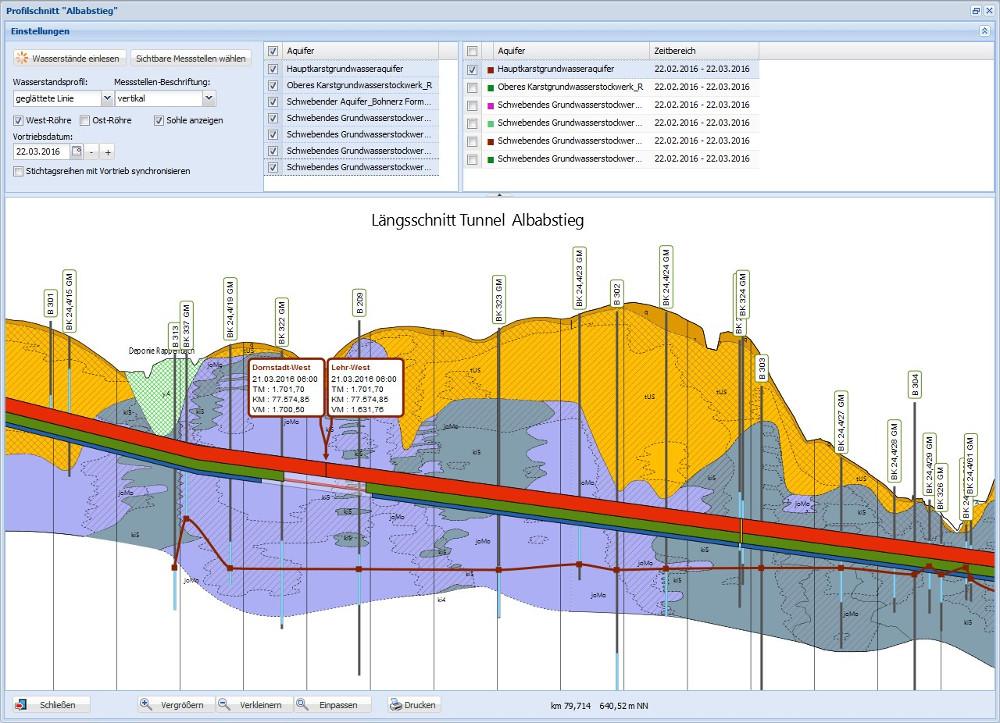 Web-based Environmental Monitoring and Early Warning System