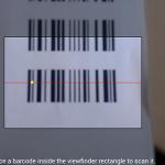 GW-Mobil Barcodescan
