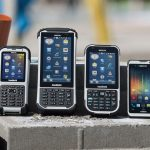 Nautiz - rugged handhelds